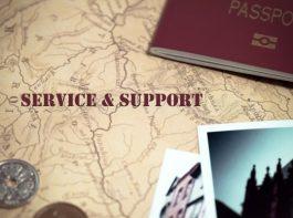 ワーホリinスペインの無料サポートとサービス